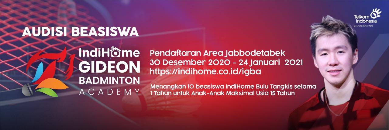 Image result for audisi badminton pt telkom