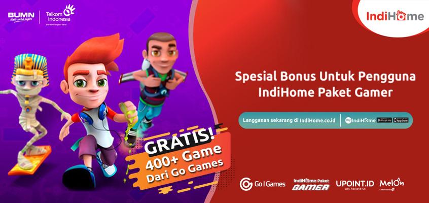 IndiHome Paket game