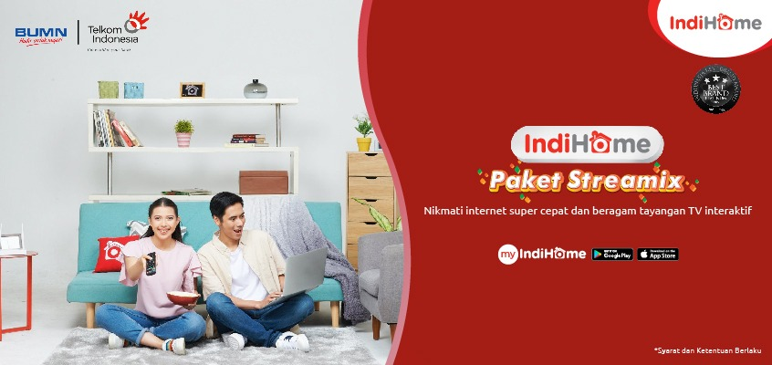 IndiHome Paket Streamix