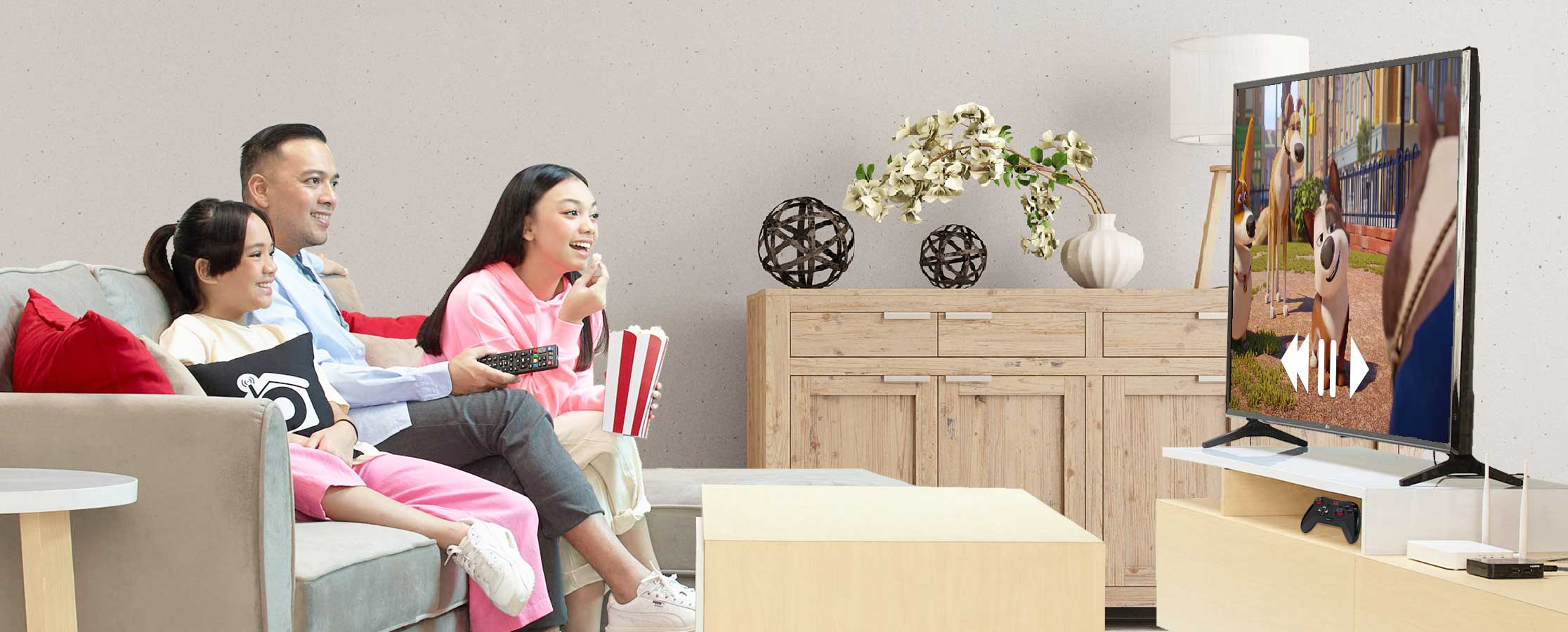 4 Alasan Mengapa Anda Dan Keluarga Wajib Berlangganan Tv Interaktif Yang Dihadirkan Oleh Indihome Indihome